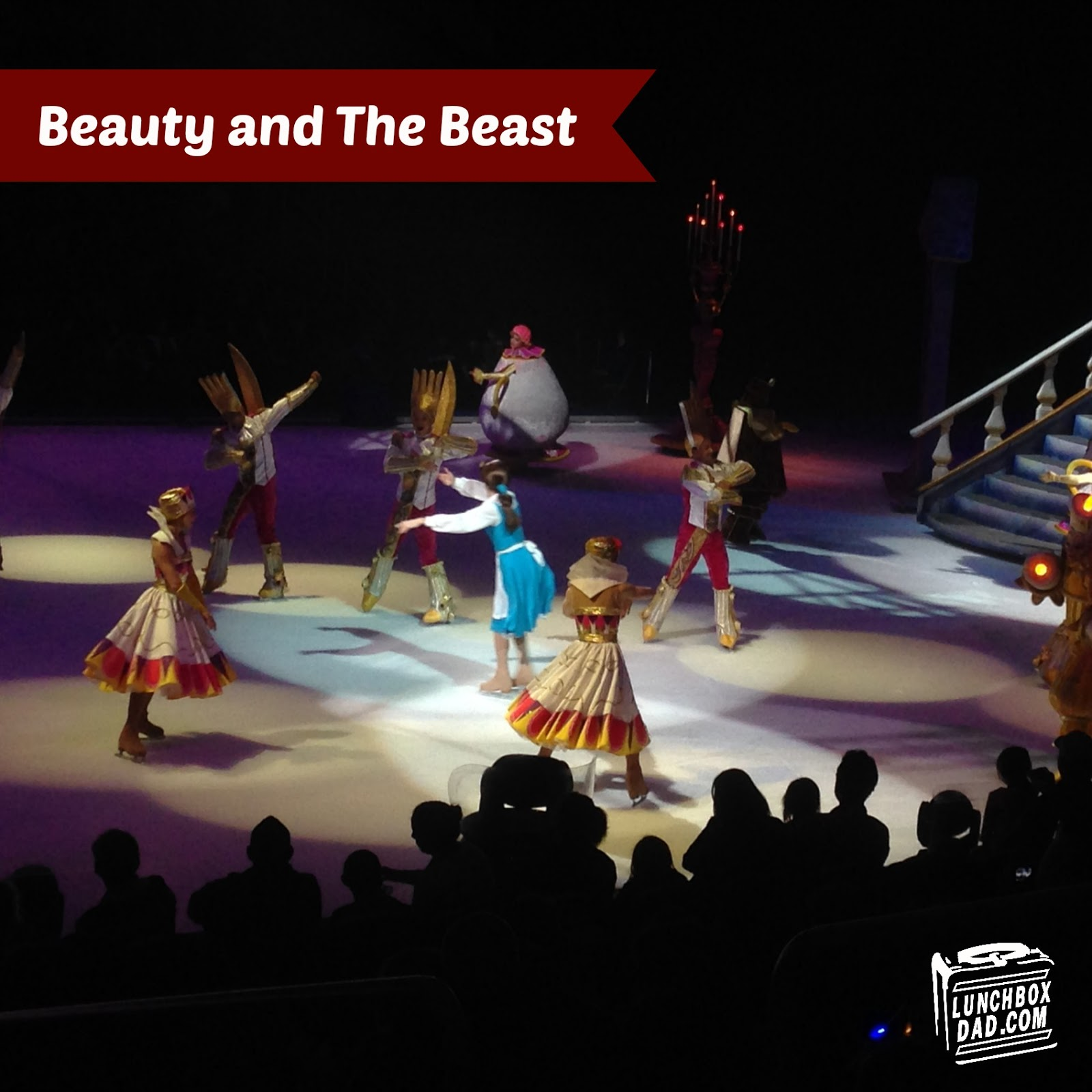Disney On Ice Beauty and the Beast Review