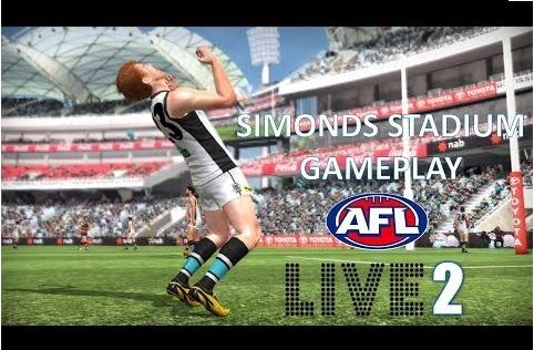 AFL LIVE 2  v1.1 APK PATCHED