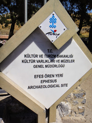 Ephesus Archaelogical Site Turkey