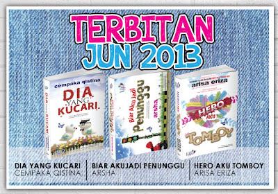 novel kn terbitan jun 2013