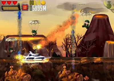 Download Ramboat - Hero Shooting Game v2.4.1 Mod