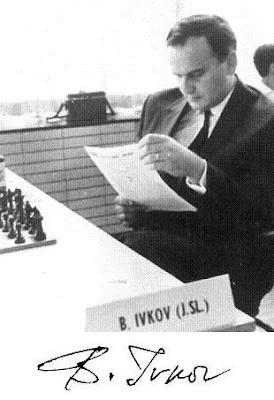 Borislav Ivkov, en 1964