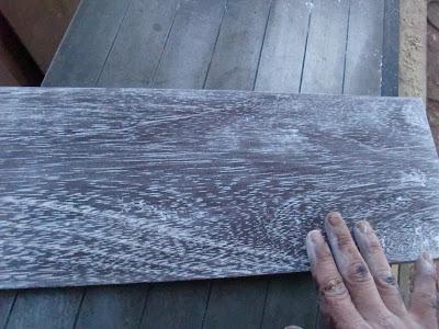 Decoraciones manualidades en madera acabados y decorados for Como hacer color gris con pinturas