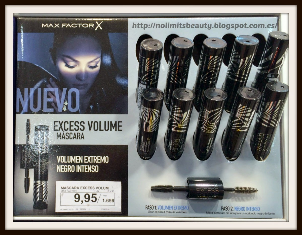 Excess Volume Mascara - Max Factor