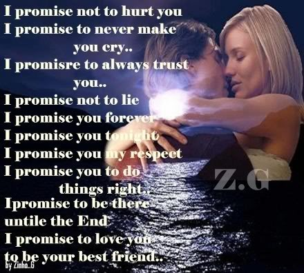 I Promise Quotes Entrancing I Promise You For Ever. Quotes And Sayings