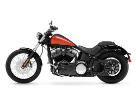 2011 Harley Davidson Blackline Wallpaper