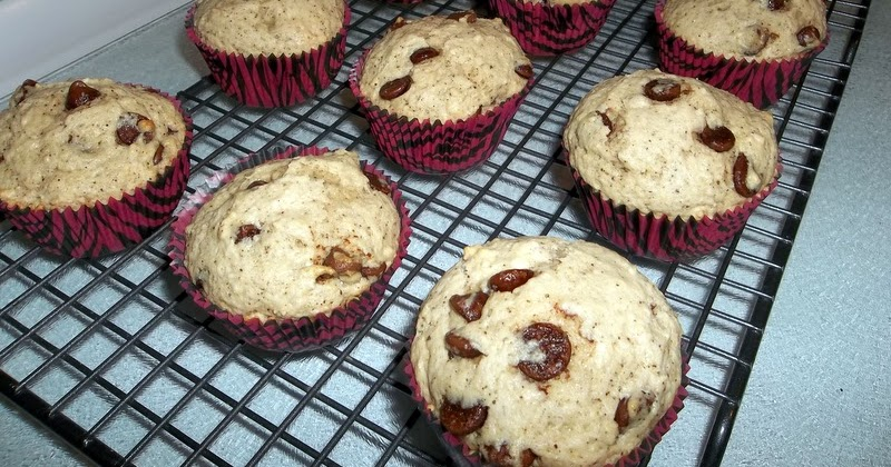 Coffee Chocolate Chip Muffins Cooking Light