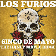 Local Talent Showcase: Los Furios 6inco de Mayo Party! with The Bone Daddies @ The Haney