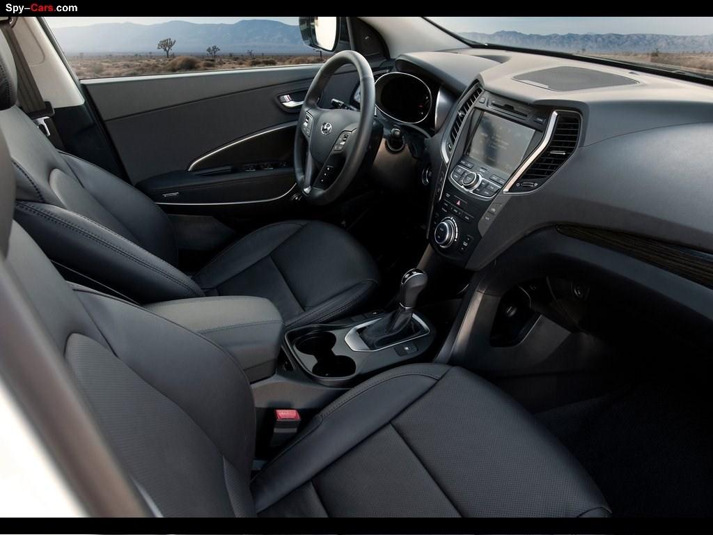 2013 Hyundai Santa Fe Sport | Hyundai Autos Spain