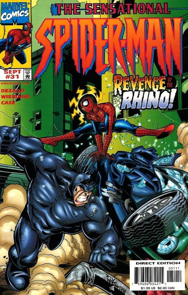 Sensational Spider-Man | View Comic - Part 3