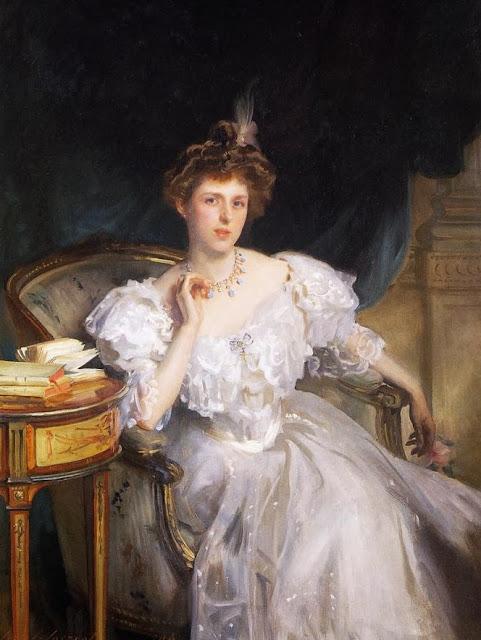 John Singer Sargent,portrait, impressionism
