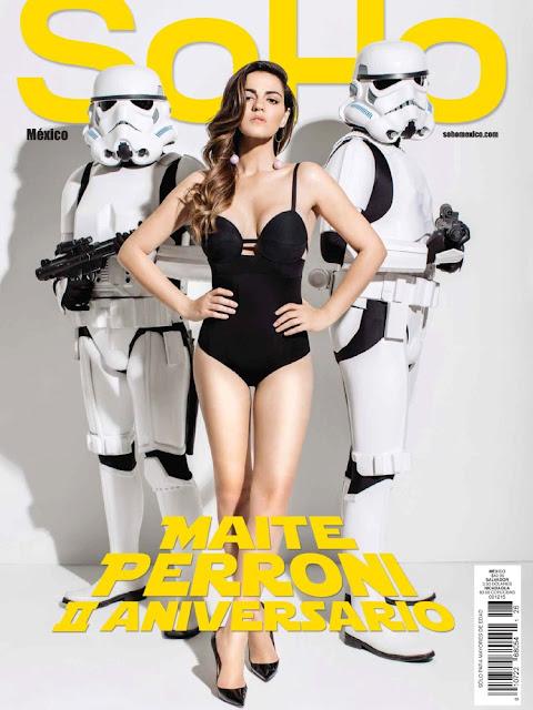 Actress, Singer, Model @ Maite Perroni - SoHo México, November 2015