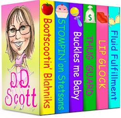 D. D. Scott Special Edition Ebook Boxed Set