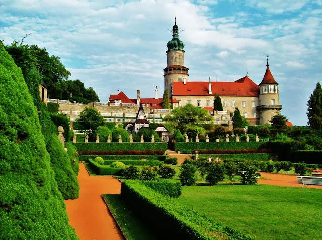The Castle in Nové Město nad Metují - http://travel-for-impressions.blogspot.cz/