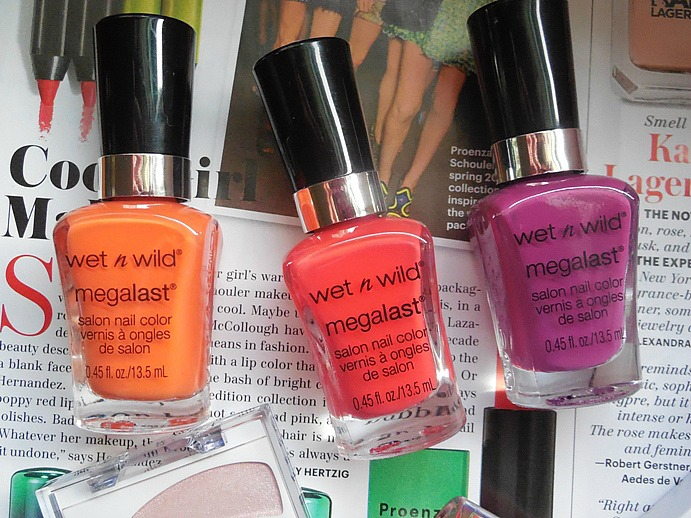 wet n' wild megalast nail color, wet n' wild nail polish