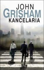 """Okładka John Grisham  """"Kancelaria"""""""