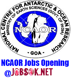 NCAOR Recruitment 2014 Walkin Interview for 05 Medical Officer Vacancies