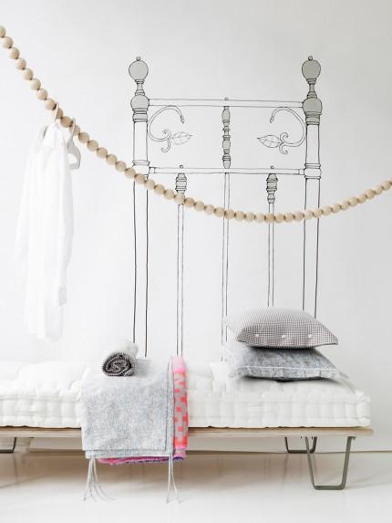 cabecero de cama barato