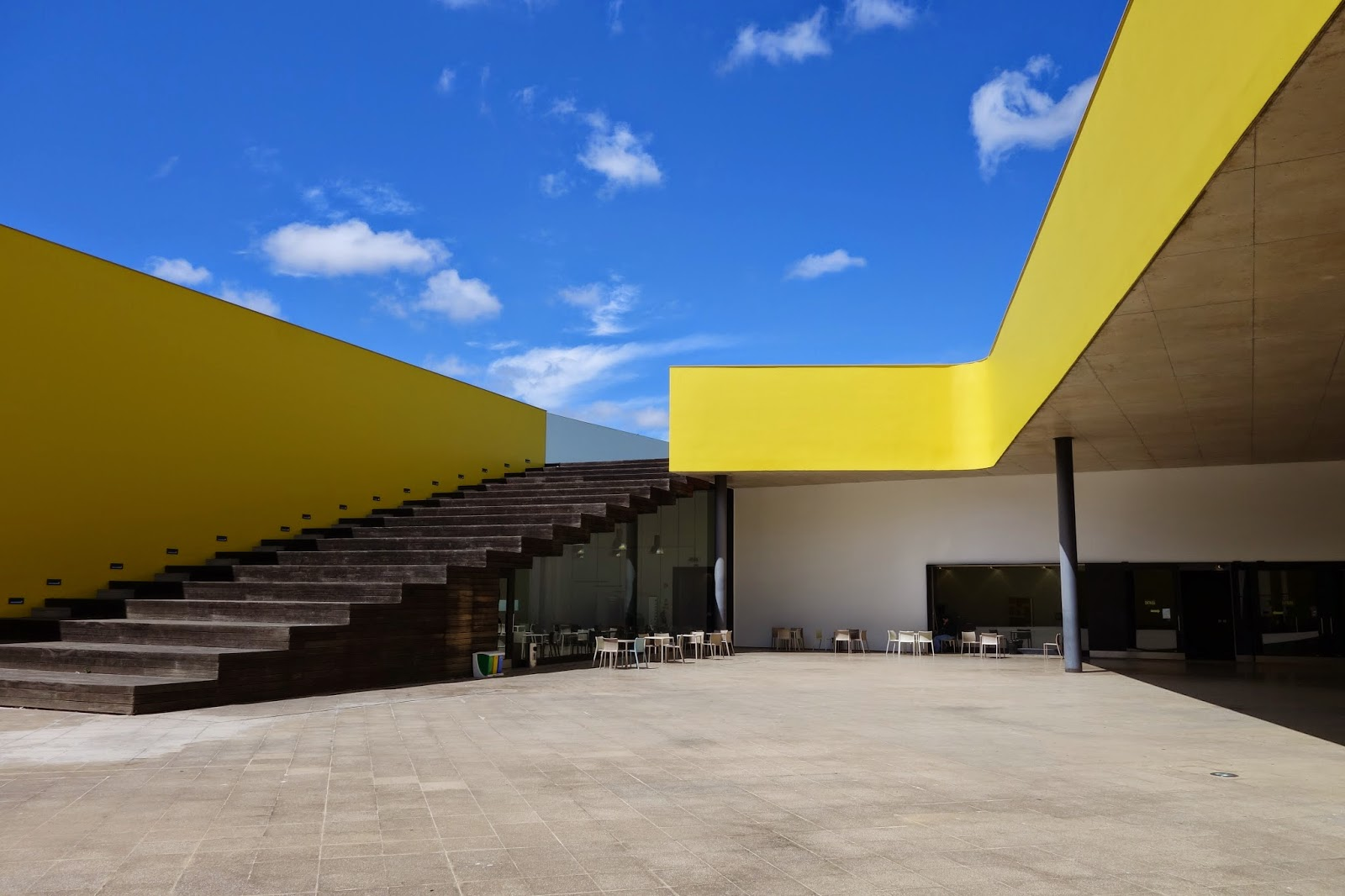 Everybody knows architectures contemporaines au portugal for Architecture lisbonne