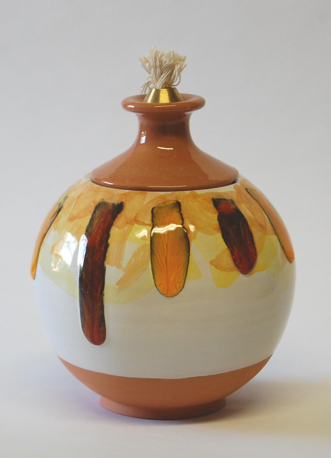 Lampade Artistiche Ceramica: Ceramiche nazareno picchiotti ? deruta umbria italy.