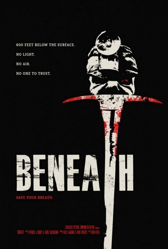 Baixar Filme – Beneath – HDRip AVI + RMVB Legendado