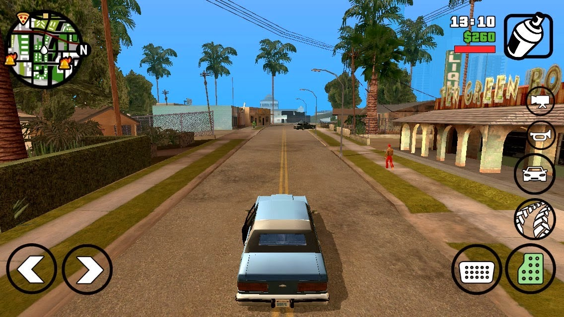 GTA San Andreas Andorid