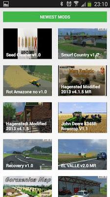 Farming Simulator 2015 Mods 1.5 APK for