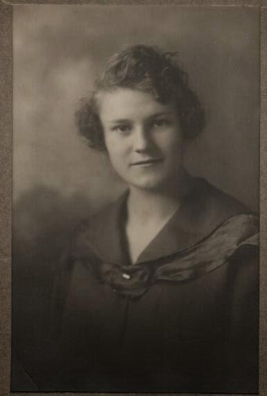 Golda Buster Ganus, Okmulgee Oklahoma,