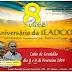 8º ANIVERSÁRIO DE EMANCIPAÇÃO DA AD COLOMBO!