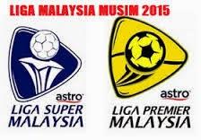Senarai Pasukan Liga Super Dan Perdana Malaysia 2015