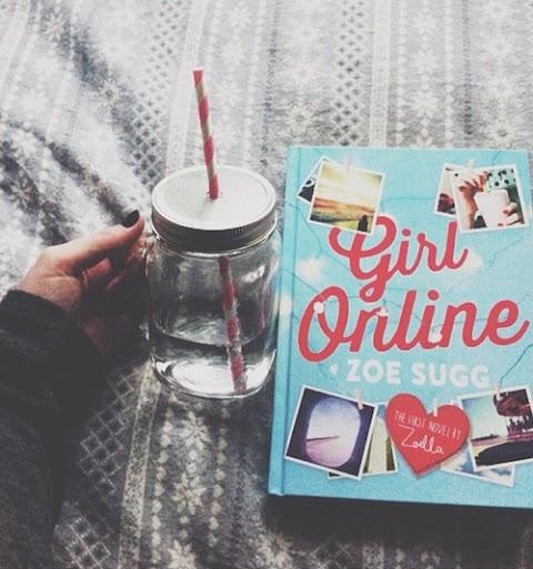 Girl Online: Blogtour - Prečo si prečítať Girl Online: Part I.