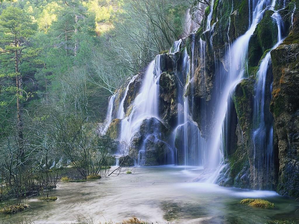 nature wallpaper: Best Waterfall Nature Wallpaper HQ
