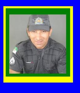 CABO JEOVÁ, PRIMEIRO POLICIAL MILITAR PADRÃO DO 2° BPM