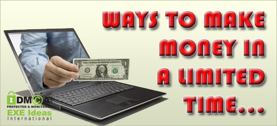 Way-To-Make-Money-In-A-Limited-Time