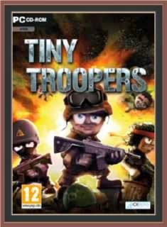 Tiny Troopers Cover, Poster