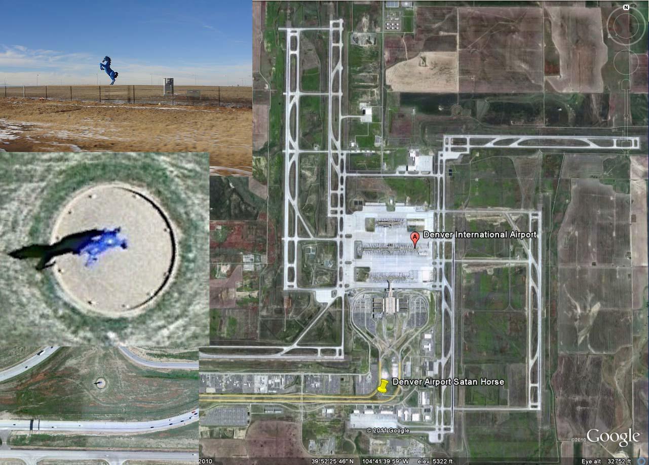 Aeroporto Denver : Terror