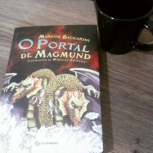 O Portal de Magmund - Marcos Baccarini