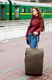woman travelers