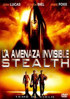 descargar Stealth: La amenaza invisible – DVDRIP LATINO