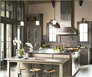 Cocinas integrales cocinas integrales modernas modelos for Rinconeras de cocina modernas