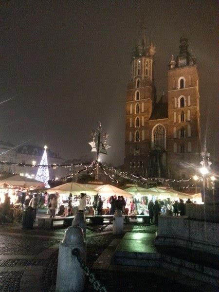 Kraków Targi Bożonarodzeniowe 2014