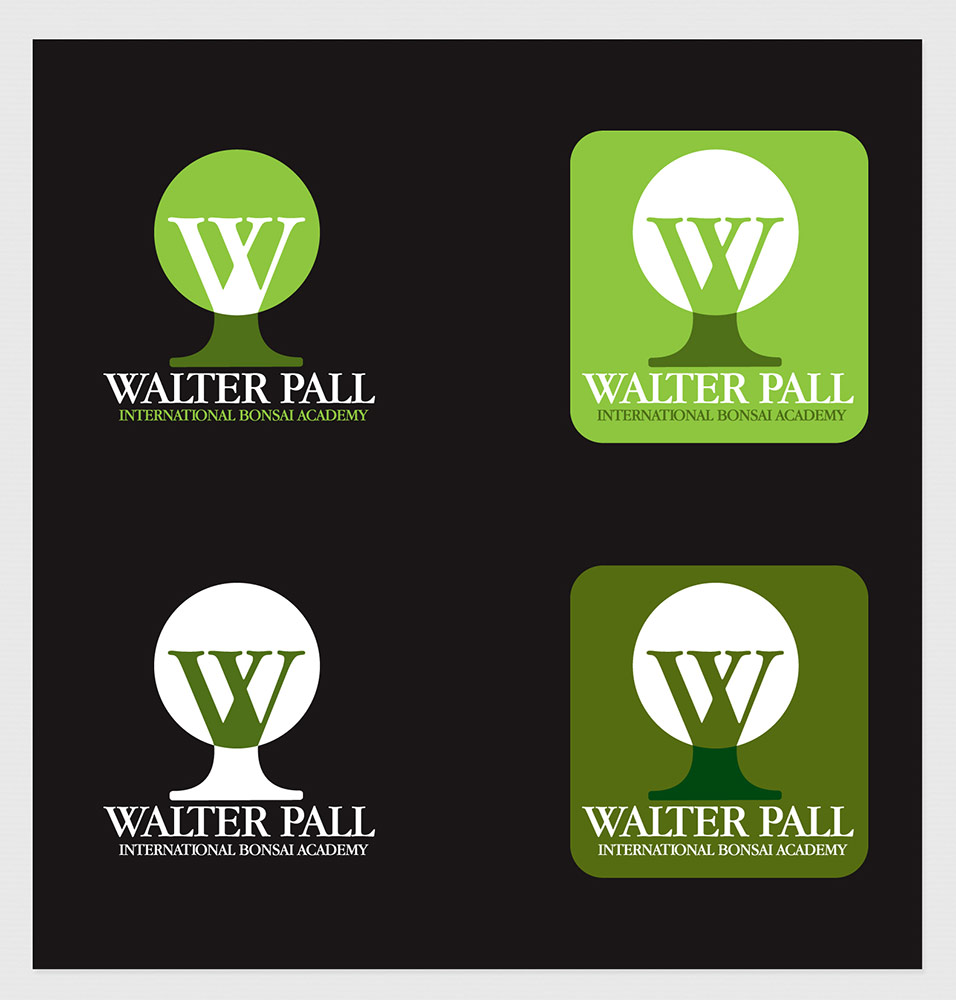 Walter Pall Bonsai Adventures Logo For Bonsai Academy 11