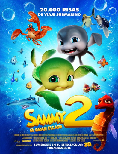 Sammy 2: El gran escape