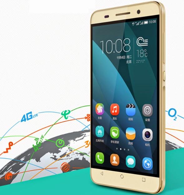 "Huawei Honor 4X: Επίσημα με οθόνη 5.5"" HD, 64bit επεξεργαστή, 4G LTE και τιμή €165"