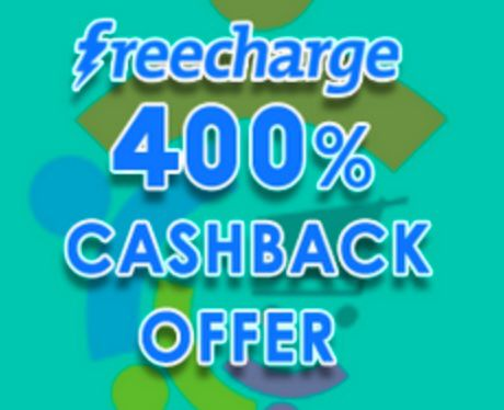Freecharge cashback coupons