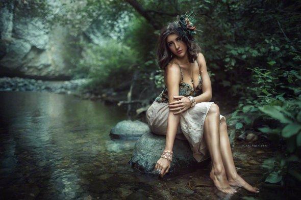 Nikki Harrison fotografia fashion mulheres modelos