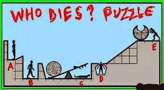 who dies ? Puzzle