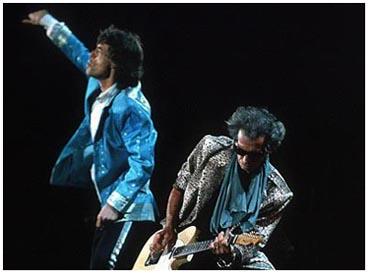Keith Richards - Mick Jagger