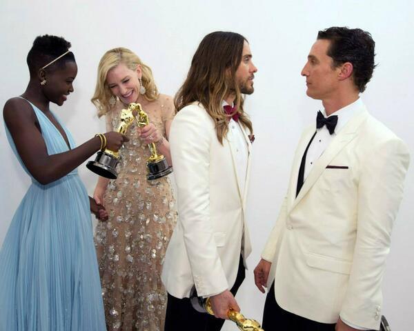 actores premiados oscars 2014