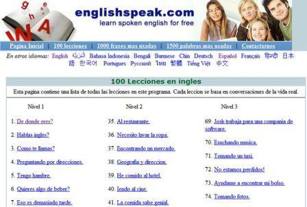 Como pronunciar palabras en ingles